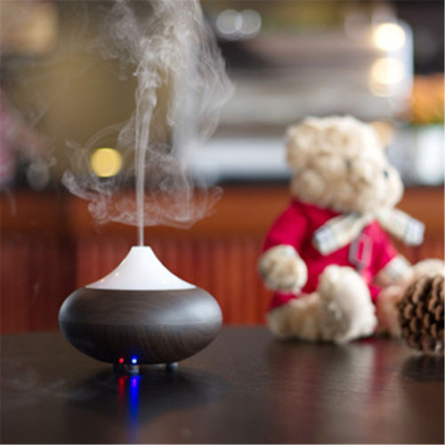 CYX-02K 140ML LED Lights Changing Essential Oil Diffuser