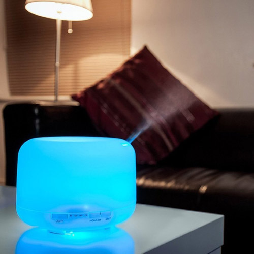 CYX-168 500ML Led Lamp Aroma Diffuser