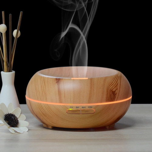 CYX-1517 200ML Fake Wood Aroma Diffuser