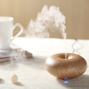 Fake Wood Oil Diffuser 03K