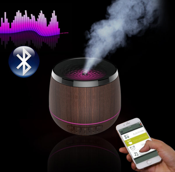 Bluetooth Aromatherapy Diffuser