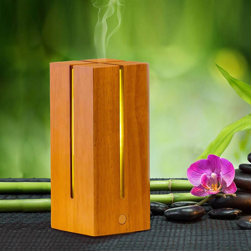 wooden bamboo humidifier-Scent