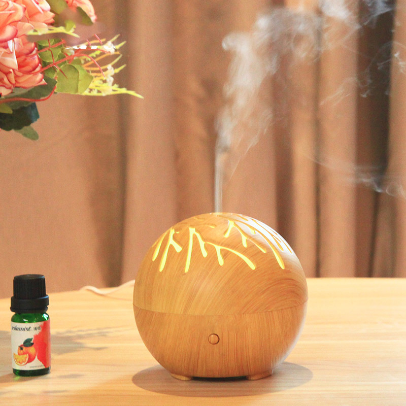 Amazon Best seller 100ml White Essential Oil Aroma Diffuser