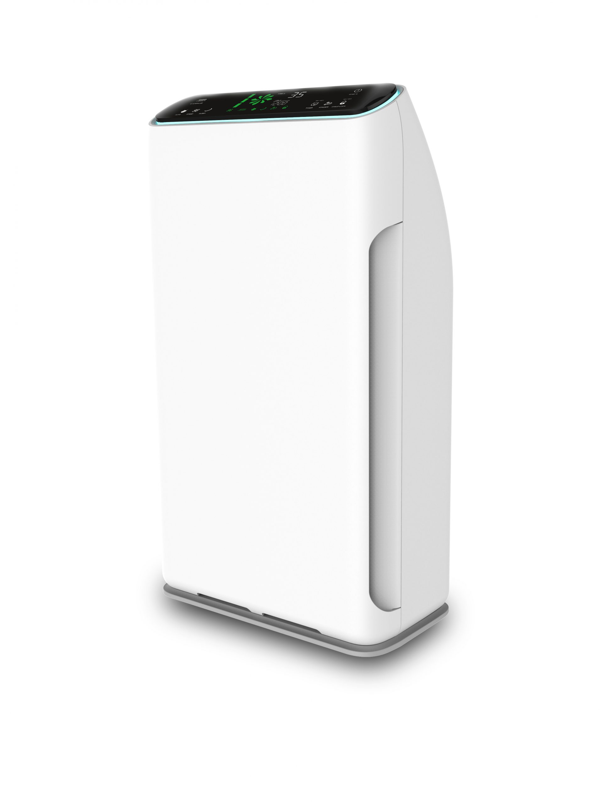 PM2.5 Display Air Fresh Home Air Purifier With Hepa Filter-K06A