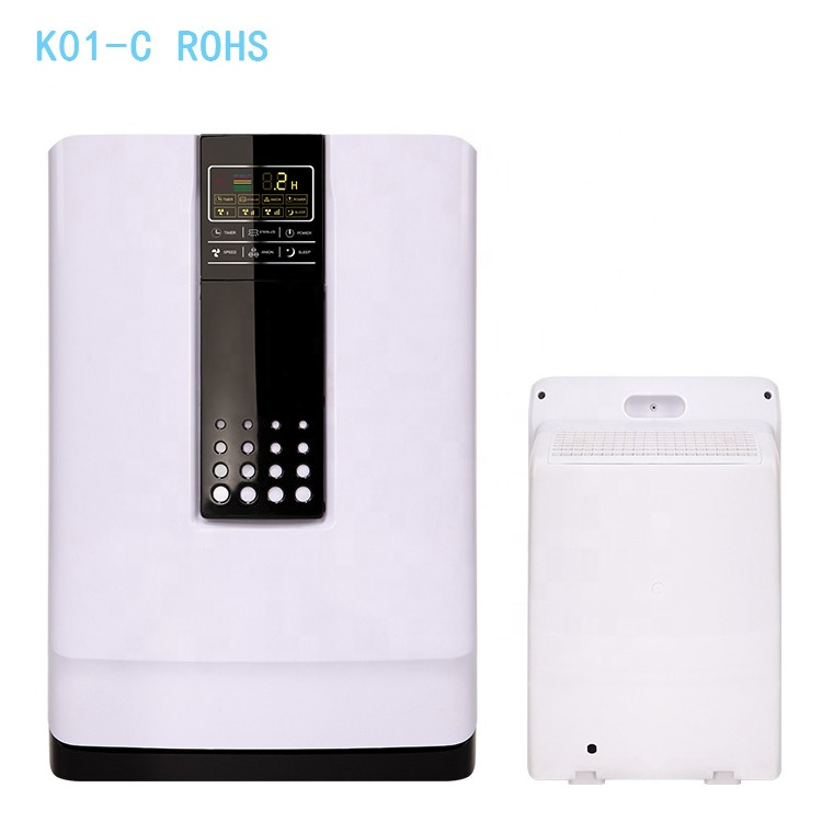air purifier with ionizer
